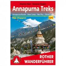 Bergverlag Rother - Annapurna Treks - Walking guide books