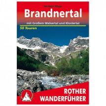 Bergverlag Rother - Brandnertal - Wanderführer