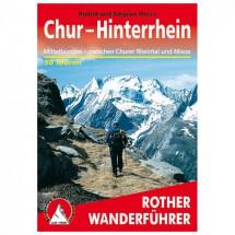 Bergverlag Rother - Chur - Hinterrhein - Wanderführer