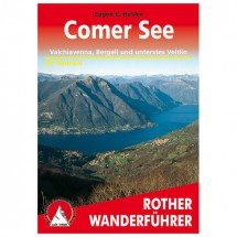 Bergverlag Rother - Comer See - Wanderführer