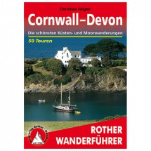 Bergverlag Rother - Cornwall-Devon - Vaellusoppaat