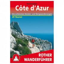 Bergverlag Rother - Cote d'Azur - Guides de randonnée