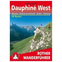Bergverlag Rother - Dauphine West - Wanderführer