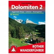 Bergverlag Rother - Dolomiten 2 - Walking guide books