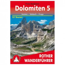 Bergverlag Rother - Dolomiten 5 - Walking guide books
