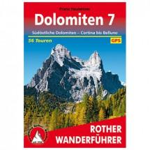 Bergverlag Rother - Dolomiten 7 - Südöstliche Dolomiten