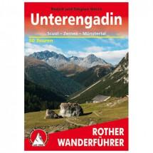 Bergverlag Rother - Engadin - Unterengadin - Wanderführer