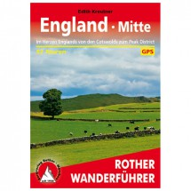 Bergverlag Rother - England Mitte Cotswolds