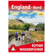 Bergverlag Rother - England Nord - Mit Lake District