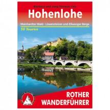Bergverlag Rother - Hohenlohe - Wanderführer