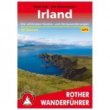 Bergverlag Rother - Irland - Vaellusoppaat