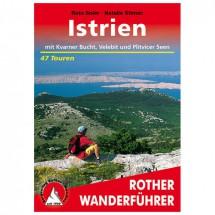 Bergverlag Rother - Istrien - Guides de randonnée