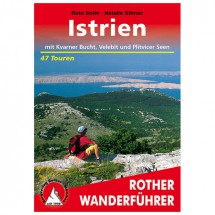 Bergverlag Rother - Istrien - Walking guide books