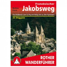 Bergverlag Rother - Jakobsweg - Via Podiensis