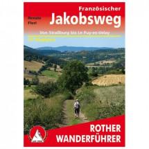 Bergverlag Rother - Jakobsweg Straßburg bis Le Puy-En-Velay