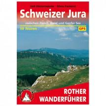 Bergverlag Rother - Jura - Wanderführer