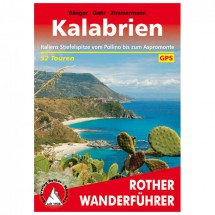 Bergverlag Rother - Kalabrien - Walking guide books