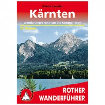 Bergverlag Rother - Kärnten - Walking guide book