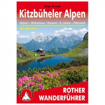 Bergverlag Rother - Kitzbüheler Alpen - Vaellusoppaat