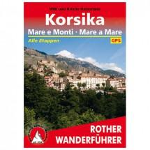 Bergverlag Rother - Korsika - Mare E Monti - Mare A Mare