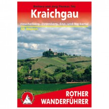 Bergverlag Rother - Kraichgau - Walking guide books
