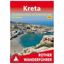 Bergverlag Rother - Kreta - Walking guide books
