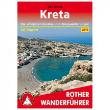 Bergverlag Rother - Kreta - Wandelgidsen