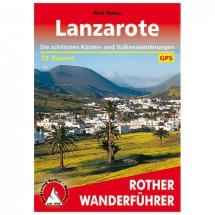 Bergverlag Rother - Lanzarote - Walking guide books
