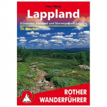 Bergverlag Rother - Lappland - Walking guide books