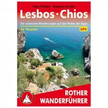 Bergverlag Rother - Lesbos - Chios - Wanderführer