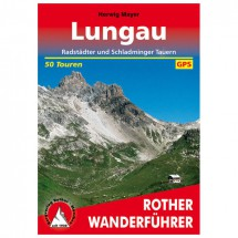 Bergverlag Rother - Lungau - Walking guide books