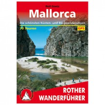 Bergverlag Rother - Mallorca - Walking guide books