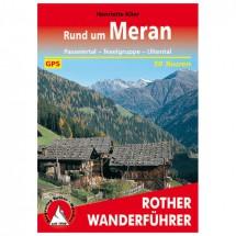 Bergverlag Rother - Meran - Wanderführer
