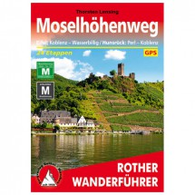 Bergverlag Rother - Moselhöhenweg - Wanderführer