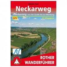 Bergverlag Rother - Neckarweg - Mit Neckarsteig