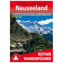 Bergverlag Rother - Neuseeland - Walking guide books