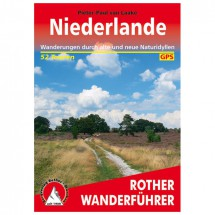 Bergverlag Rother - Niederlande - Walking guide books