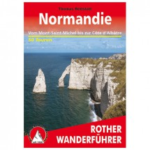 Bergverlag Rother - Normandie - Guides de randonnée