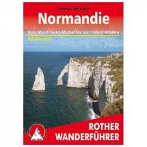 Bergverlag Rother - Normandie - Wanderführer