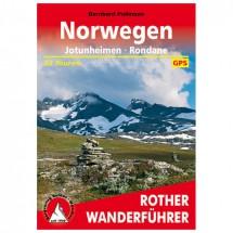 Bergverlag Rother - Norwegen - Jotunheimen - Rondane