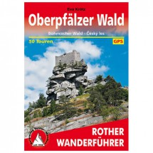Bergverlag Rother - Oberpfälzer Wald - Wanderführer