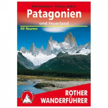 Bergverlag Rother - Patagonien - Walking guide books