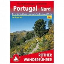 Bergverlag Rother - Portugal Nord - Walking guide books