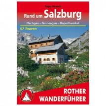 Bergverlag Rother - Salzburg - Vaellusoppaat
