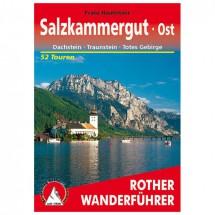 Bergverlag Rother - Salzkammergut Ost - Wanderführer