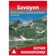 Bergverlag Rother - Savoyen - Guides de randonnée