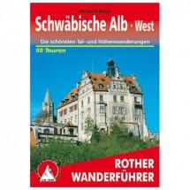 Bergverlag Rother - Schwäbische Alb - West - Wanderführer