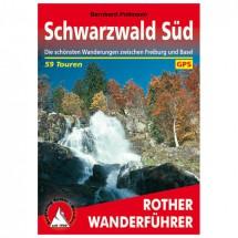 Bergverlag Rother - Schwarzwald - Süd - Wanderführer