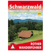 Bergverlag Rother - Schwarzwald Mitte/Nord - Mehrtagestouren