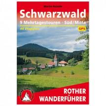 Bergverlag Rother - Schwarzwald Süd/Mitte
